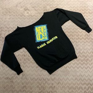 Vintage Sweaters - Vintage New Kids in the Block sweater